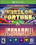 Xbox One America's Greatest Game Shows Wheel Of Fortune & Jeopardy!