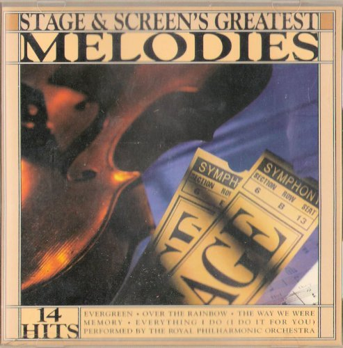 Assorted Royal Philharmonic Orchestra Stage & Screen's Greatest Melodies