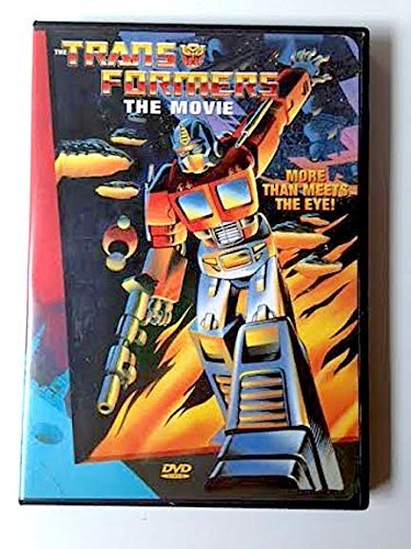 Eric Idle Judd Nelson Leonard Nimoy Casey Kasem Ro Transformers The Movie (canadian)