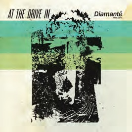 At The Drive In Diamante Color Vinyl