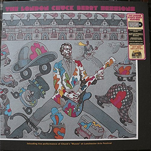 Chuck Berry London Chuck Berry Sessions