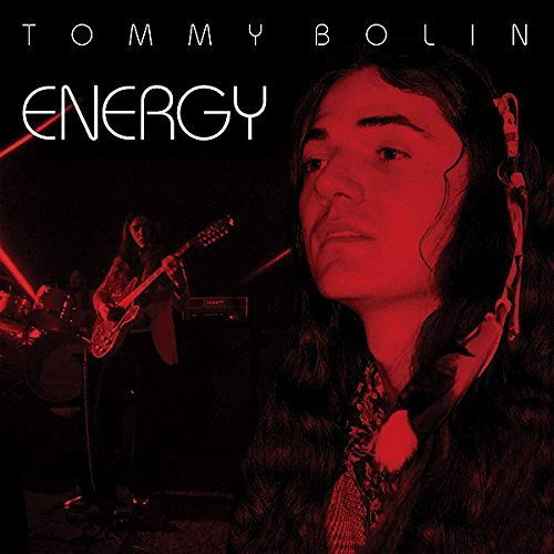 Tommy Bolin Energy Translucent Red Vinyl