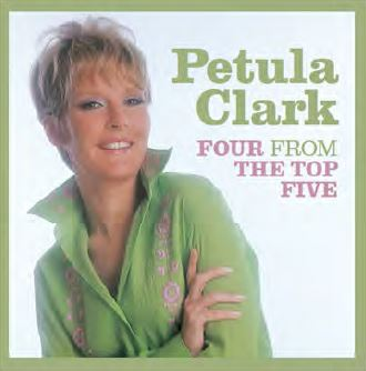 Petula Clark Four From The Top Five
