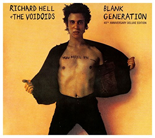 Richard Hell & The Voidoids Blank Generation (40th Anniversary Deluxe Edition) 2 CD