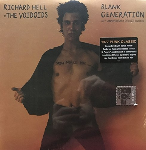 Richard Hell & The Voidoids Blank Generation (40th Anniversary Deluxe Edition)