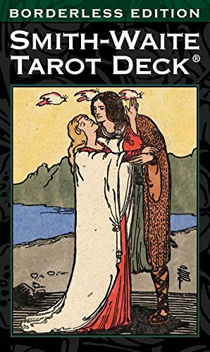 Arthur Waite Smith Waite Tarot Deck Borderless