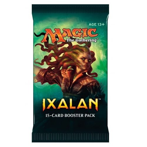 Magic The Gathering Cards Ixalan Booster Pack