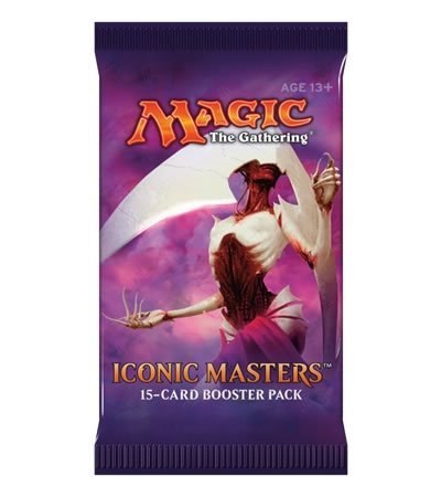 Magic The Gathering Cards Iconic Masters