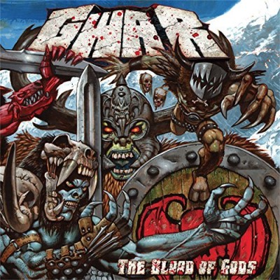 Gwar The Blood Of Gods (pink Vinyl) Pink Vinyl 2lp Ten Bands One Cause