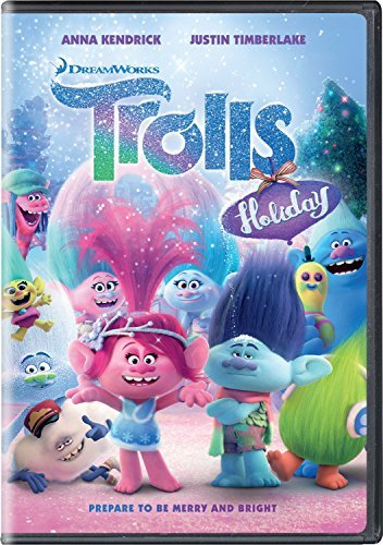 Trolls Trolls Holiday DVD Nr