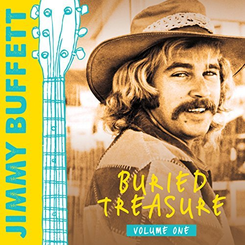 Jimmy Buffett Buried Treasure Vol. 1 Deluxe Package W 40 Page Collector's Book & Bonus DVD
