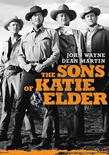 Sons Of Katie Elder Wayne Martin Hyer DVD