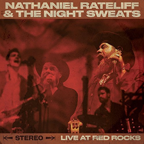 Nathaniel Rateliff & The Night Sweats Live At Red Rock 2cd