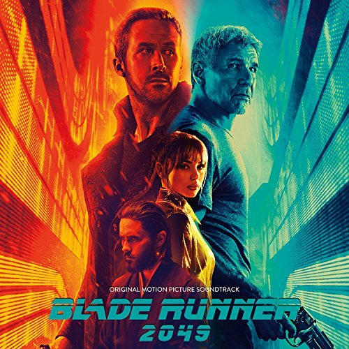 Blade Runner 2049 Soundtrack 2cd