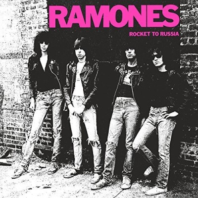 Ramones Rocket To Russia (40th Anniversary Deluxe) 3cd 1lp
