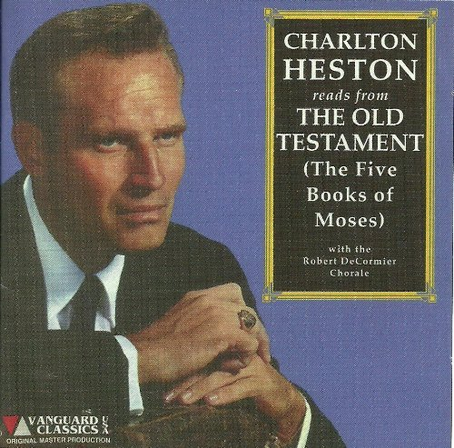 Charlton Heston Reads From The Old Testament' (the Charlton Heston Reads From The Old Testament' (the