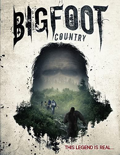 Bigfoot Country Passmore Strickland DVD Nr