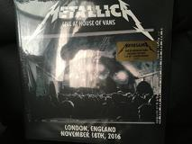 Metallica Live At House Of Vans London 11 18 16