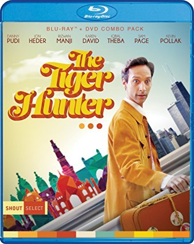 The Tiger Hunter Pudi David Heder Blu Ray DVD Nr