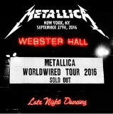 Metallica Live At Webster Hall New York 9 27 16