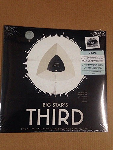 Big Star's Third Live Stroke It Noel Big Star's Third In Concert 2 Lp