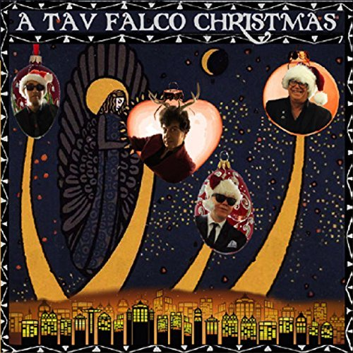 Tav Falco Tav Falco Christmas Red Vinyl
