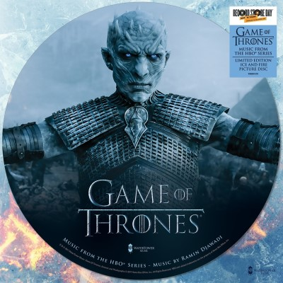 Game Of Thrones Music From The Hbo Series Ice & Fire Picture Disc