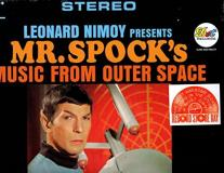 Leonard Nimoy Mr. Spock's Music From Outer Space
