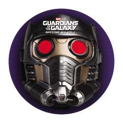 Guardians Vof The Galaxy Vol. 1 Soundtrack Picture Disc