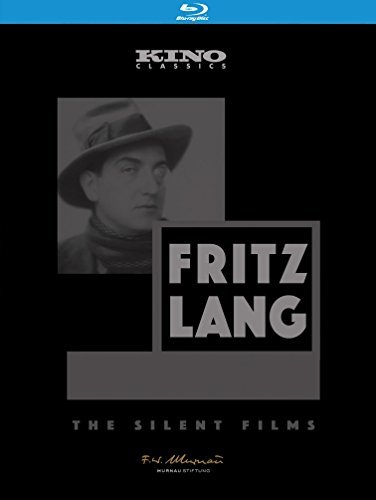Fritz Lang The Silent Films Fritz Lang The Silent Films Blu Ray Nr