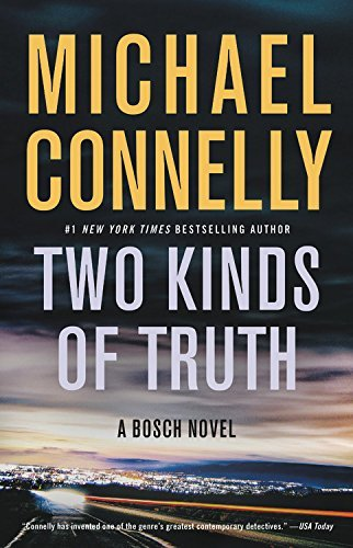 Michael Connelly Two Kinds Of Truth Large Print