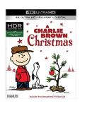 Peanuts Charlie Brown Christmas 4k G