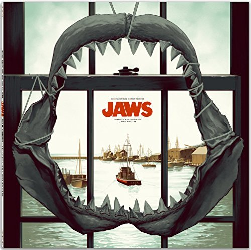 Jaws Soundtrack 2xlp 2lp