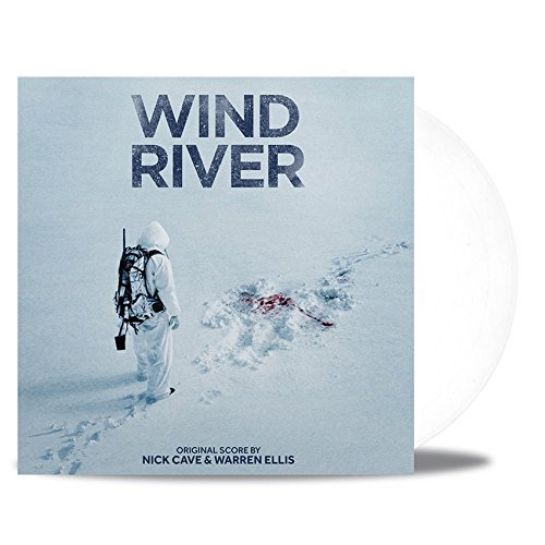 Wind River Soundtrack (white Vinyl) Cave Nick Ellis Warren Lp