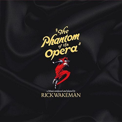 The Phantom Of The Opera Soundtracks (red & Yellow) Rick Wakeman 2lp