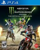 Ps4 Monster Energy Supercross Official Videogame