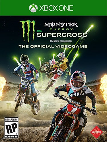 Xbox One Monster Energy Supercross Official Videogame