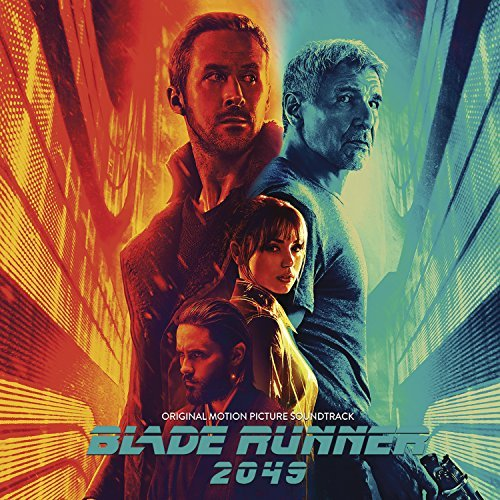 Blade Runner 2049 Soundtrack 2 Lp 150g W Download Insert
