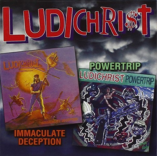 Ludichrist Immaculate Deception Powertrip