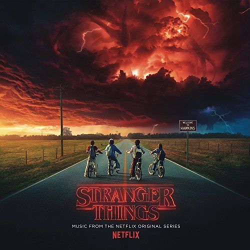 Stranger Things Music From The Netflix Original Series Vol. 2 2lp