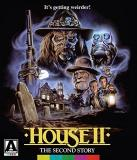 House Ii The Second Story Gross Stark Blu Ray Pg13
