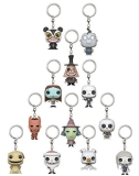 Pocket Pop Mystery Keychain Nightmare Before Christmas