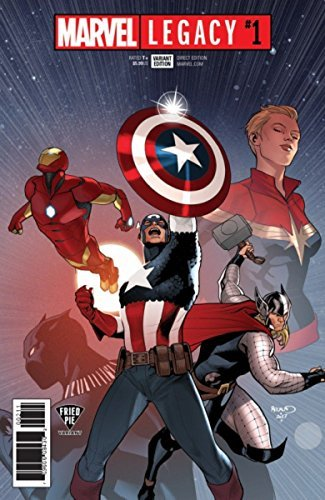 Comic Book Marvel Legacy