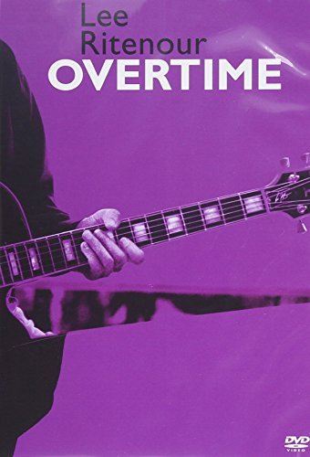 Lee & Friends Ritenour Overtime Ntsc(1 4) 2 DVD