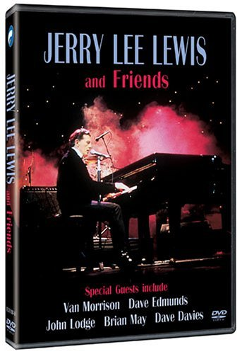 Jerry Lee Lewis Jerry Lee Lewis & Friends Nr Image Revert Ntsc(1 4)
