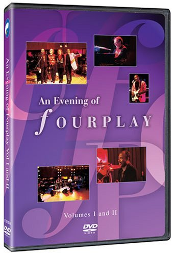 Fourplay Vol. 1 2 Evening Of Fourplay Ntsc(1 4)
