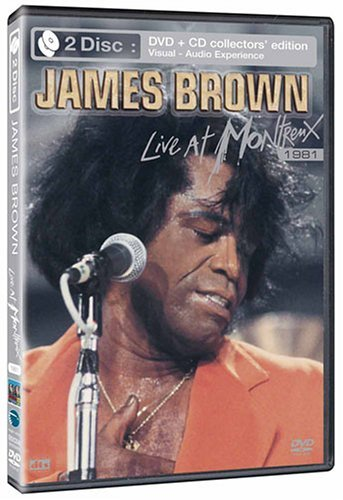 James Brown Live At Montreux 1981 CD DVD Ntsc(1 4)