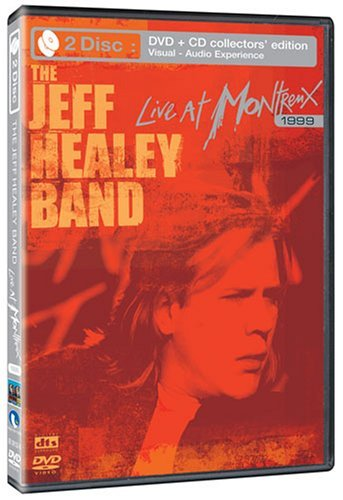 Jeff Band Healey Live At Montremx 1999 Incl. CD Ntsc(1 4)