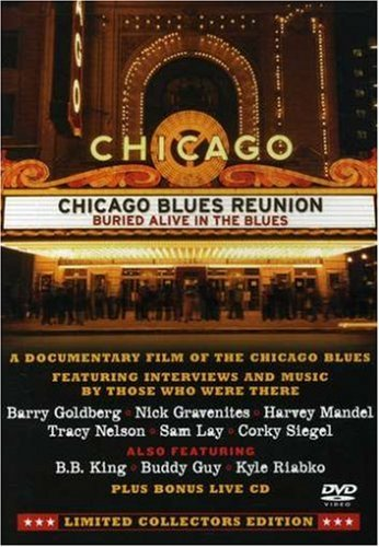 Chicago Blues Reunion Buried Alive In The Blues Incl. CD Ntsc(1 4)