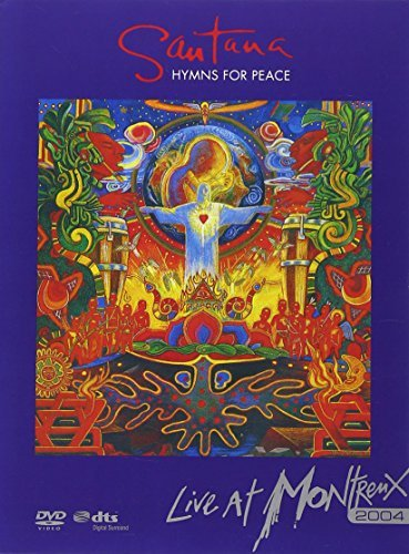 Santana Montreux 2004 Hymns For Peace Ntsc(1 4) 2 DVD